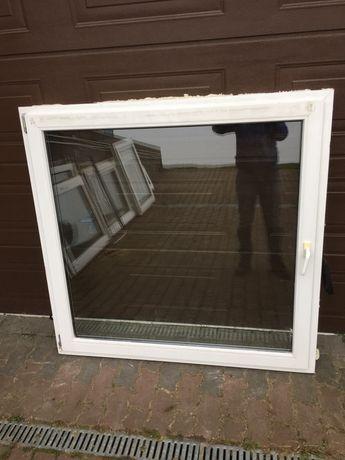 Okno białe 1390 x 1350