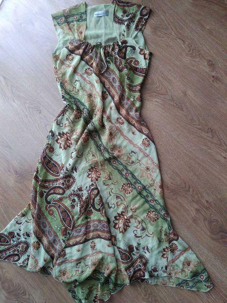 Sukienka letnia rozm 40