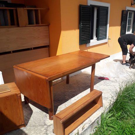 Mobilia de sala pinho (marca seiva)