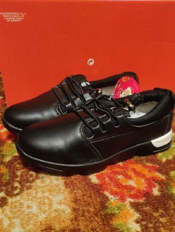 Туфли кроссовки мокасины р.28-29, 18-18,5см