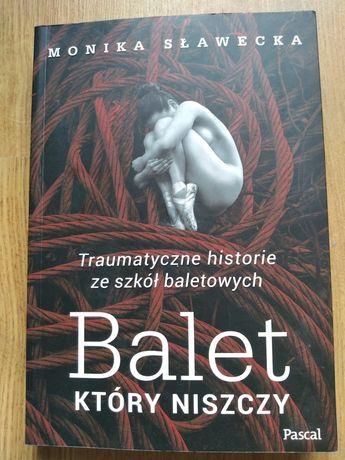 Monika Sławecka - Balet, który niszczy