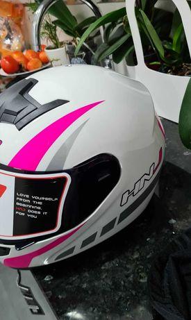 Vendo capacete para mota