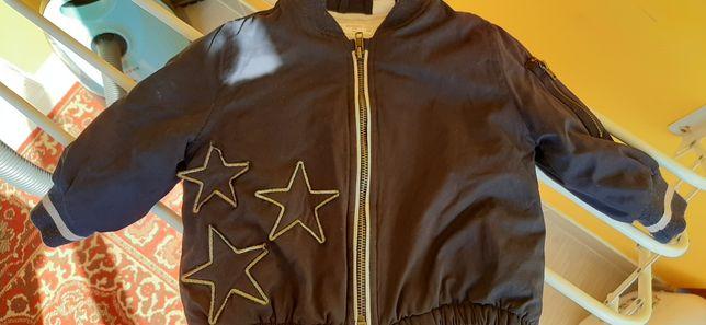Куртка для дівчинки 9-12 міс Mango