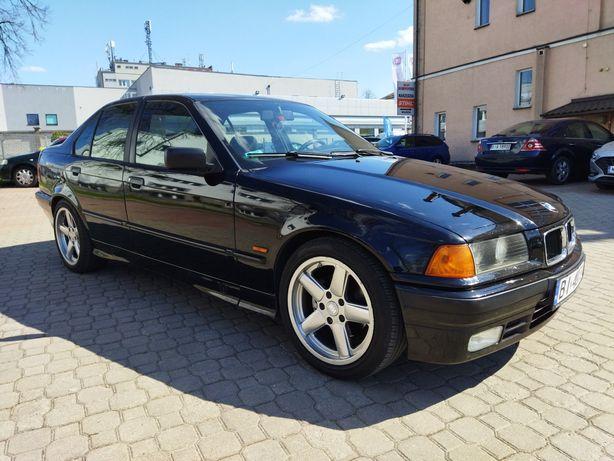 BMW E36 320i m50b20 LPG 1992r webasto elektryka