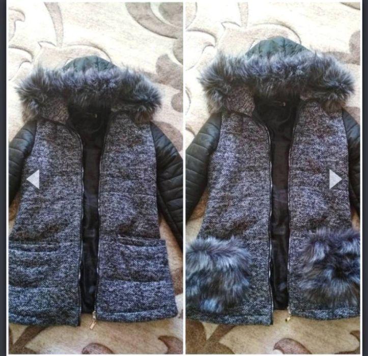 Пуховик - пальто Хуст - изображение 1