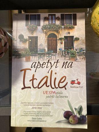 Ksiazka Apetyt na Italie