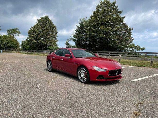 Maserati Ghibli SQ4 2015 продаж