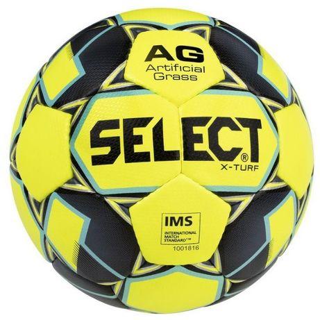 Футбольный мяч для искусственного газона SELECT Flash, X-Turf р. 4 и 5