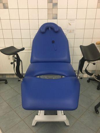 Fotel ginekologiczny, urologiczny, zabiegowy