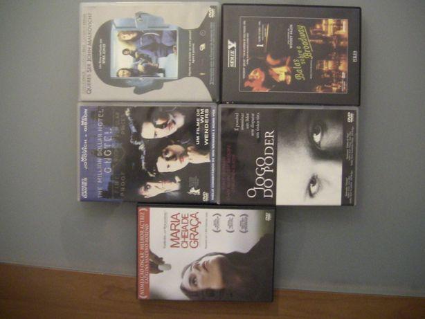 6 dvd Filmes premiados / nomeados - Como novos!