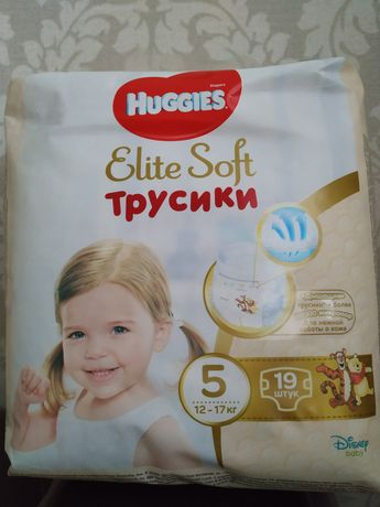 Трусики  Huggies Elite Soft 5