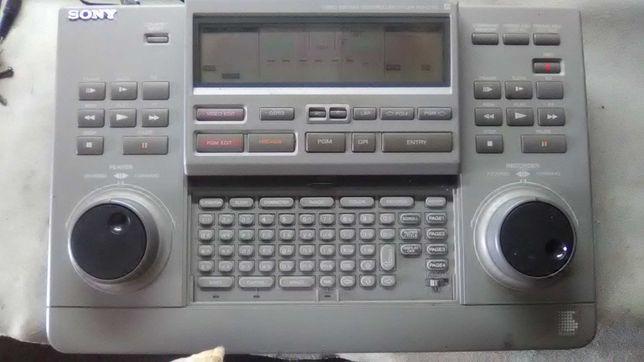Editor de video Sony RM-E700