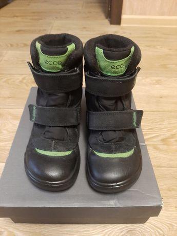 Зимние ботинки Ecco, Gore-tex р.36  23см