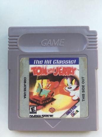jogo Tom & Jerry para Game Boy