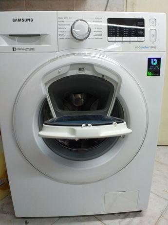 Pralka Samsung Eco bubble, add wash na części, drzwiczki, fartuch,