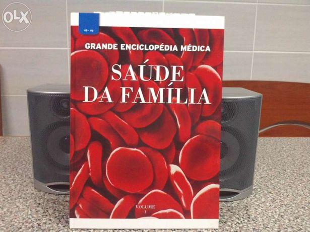 Livros - Saúde da Família 15 livros.