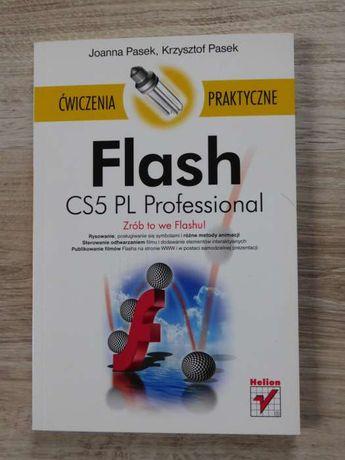 Flash, CS5 PL Professional, ćwiczenia praktyczne