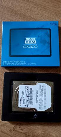 Накопитель SSD 120GB