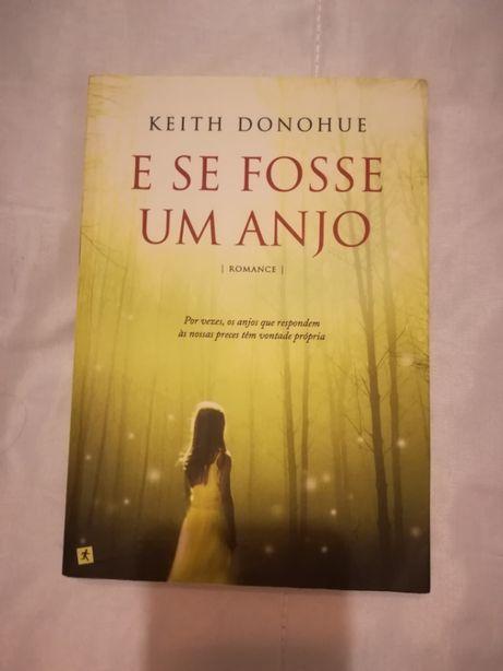 """Vendo livro """"e se fosse um anjo?"""""""