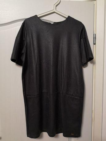 Sukienka szara Promod