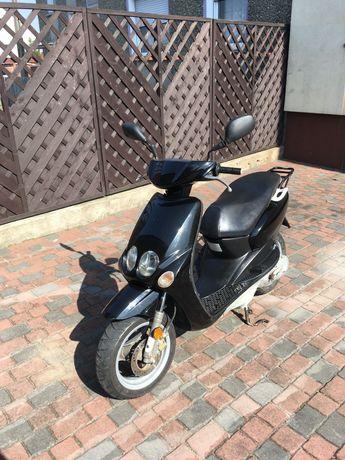 Yamaha neos! Zarejestrowany i ubezpieczony!