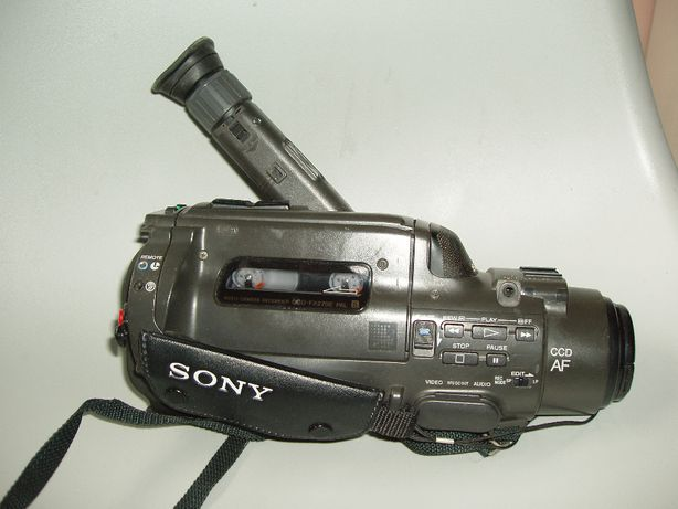 kamera sony handy cam