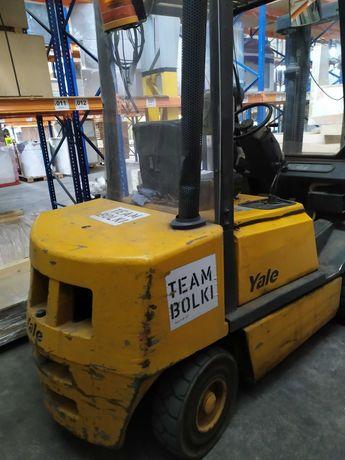 Wózek widłowy Yale