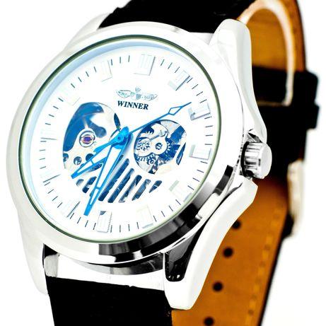 Мужские механические часы Winner Moonlight Automatic