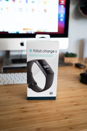 Smartband Fitbit Charge 3