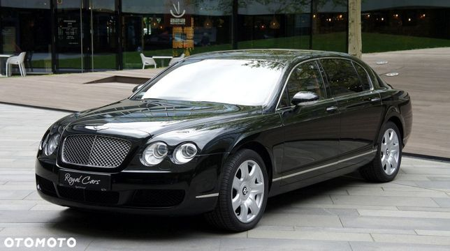 Bentley Continental Flying Spur Salon PL 2007r. Bezwypadowy!!!