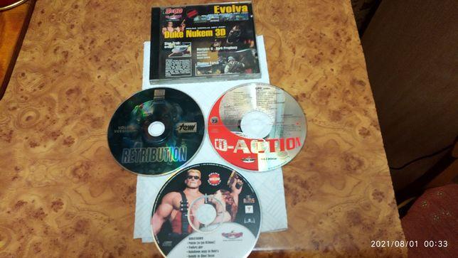 Gry i programy z CD action
