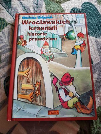 Wrocławskich krasnali historie pawdziwe.Mariusz Urbanek