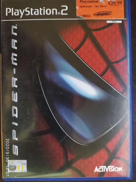 Spider man PS2