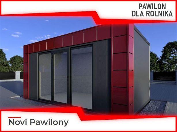 Garaż Magazyn Biuro Dla Rolnika Kontener Pawilon Dom Domek Komis 3 x 9
