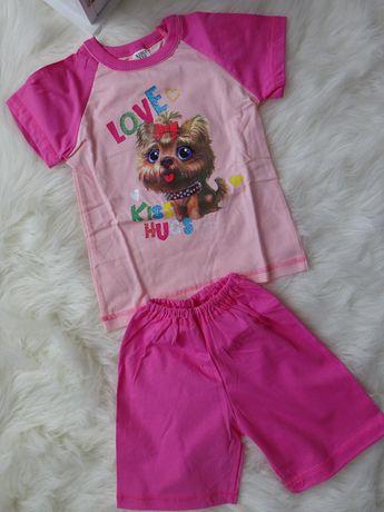 Piżamka piżama 110r dla dziewczynki