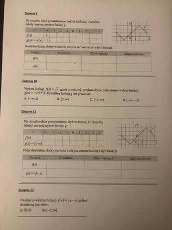 Matematyka studia matura