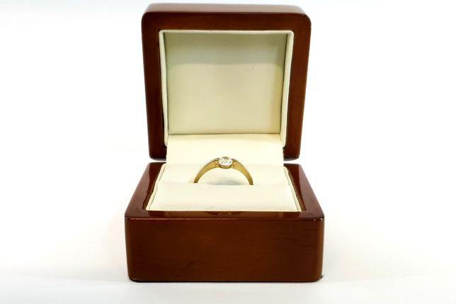 Złoty Pierścionek 585/1.74G/R17