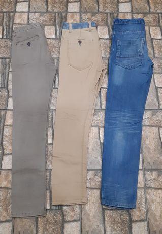 Джинсы, штаны подростковые