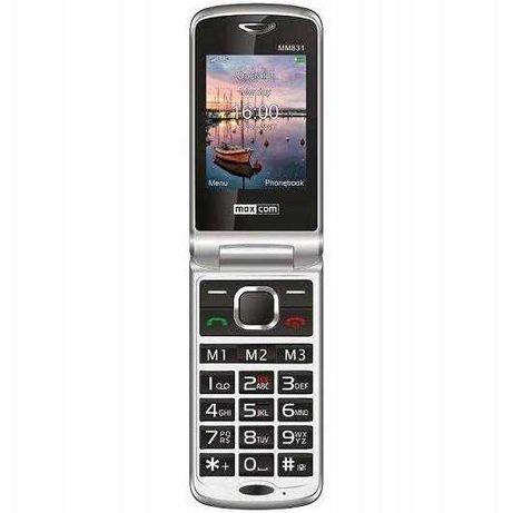 Telefon dla seniora MAXCOM Comfort MM831
