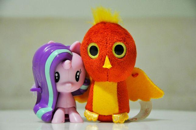 Игрушки mcdonald's макдональдс Лошадка пони my littel pony, глазастик