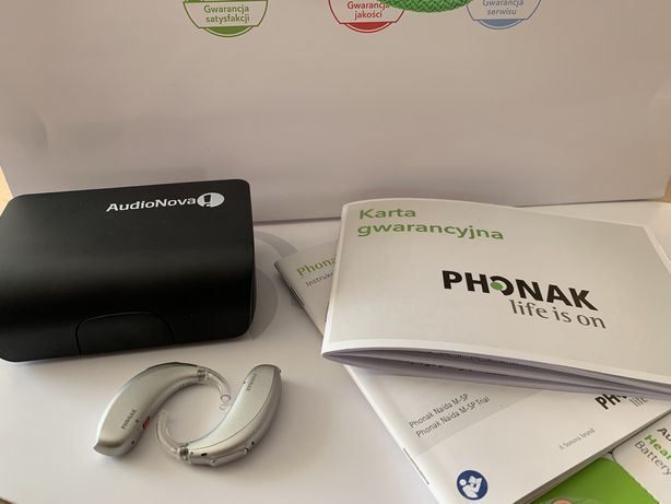 Aparat słuchowy PHONAK NAIDA M70-SP