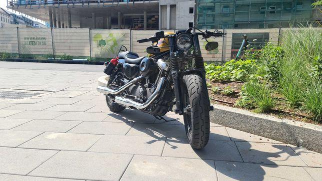 Harley Davidson Forty-Eight (XL1200)