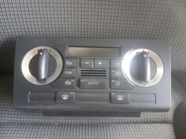 Audi a3 8p panel nawiewu klimatyzacji