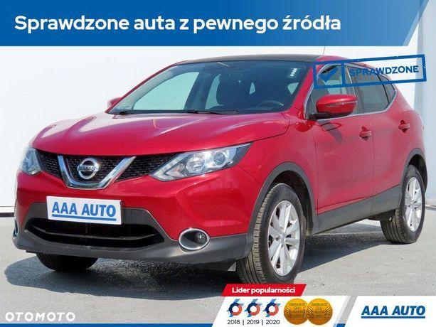 Nissan Qashqai 1.2 DIG-T, Salon Polska, Klimatronic, Tempomat, Parktronic