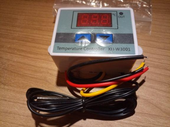 Regulator Temperatury Termostat 230V od -50 do 110 ° C z Sondą