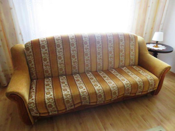 Zestaw wypoczynkowy (kanapa+fotel)/świętokrzyskie