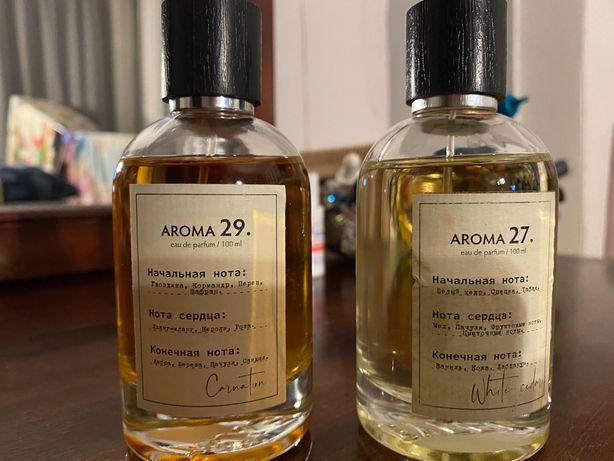 Духи Sisters aroma 27 и 29