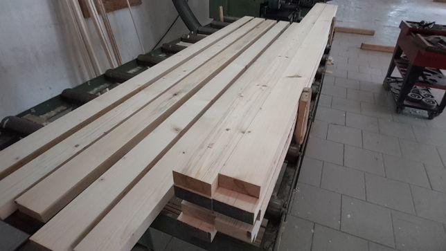 Kantówka belka drewniana 35x85x2100 mm