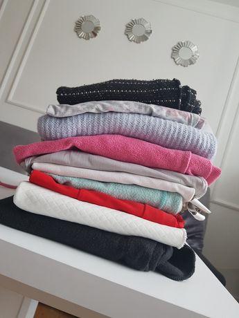 Paka ubrań S/M Bluzy swetry i bluzki