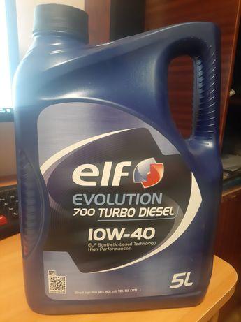 масло 10w40 elf 1л
